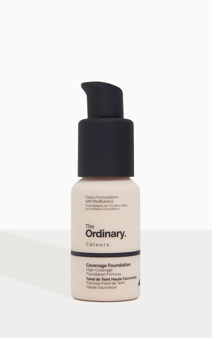 The Ordinary Coverage Foundation 1.0P Very Fair 1