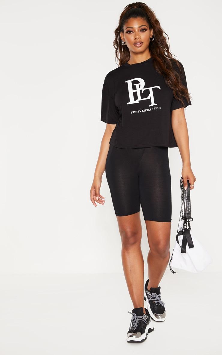 Tall - Short-legging basique noir 5