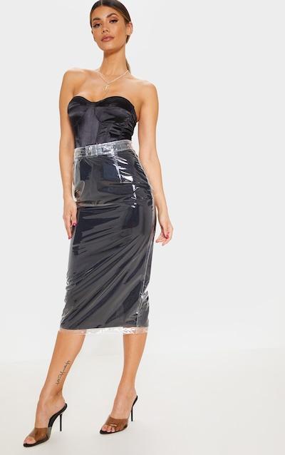 378bff72fd53 Midi Skirts | Mid & Knee Length Skirts | PrettyLittleThing AUS
