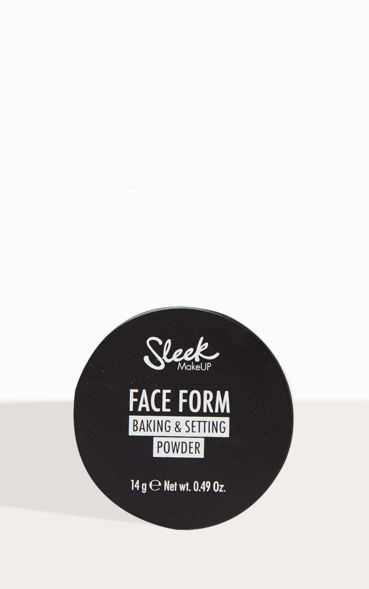 Sleek MakeUP Face Form Baking & Setting Powder Light 2