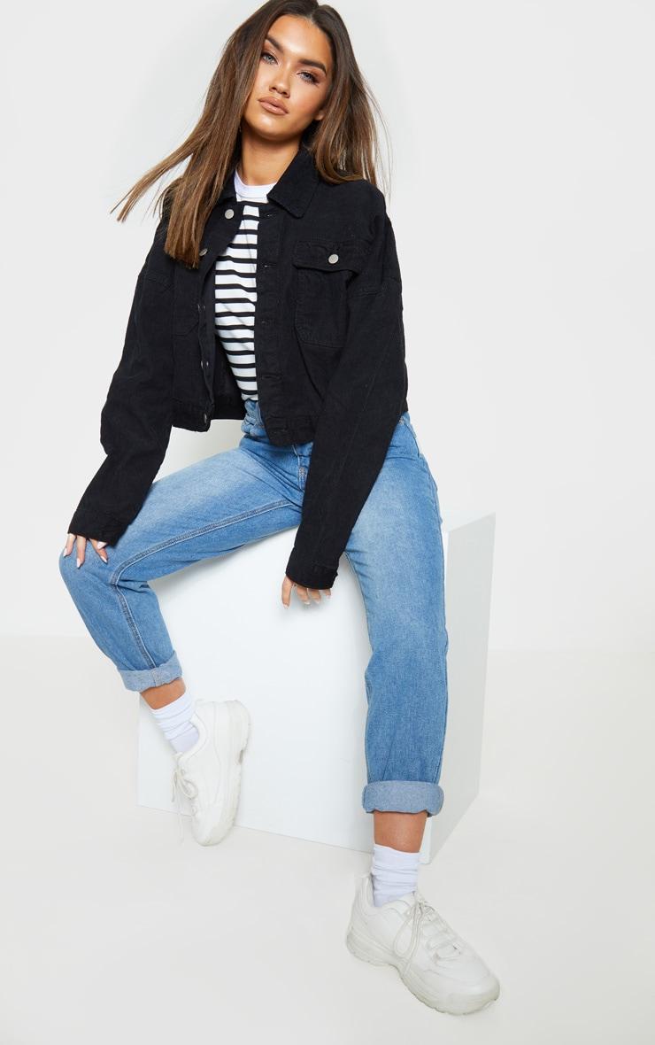 Black Cord Jacket 4