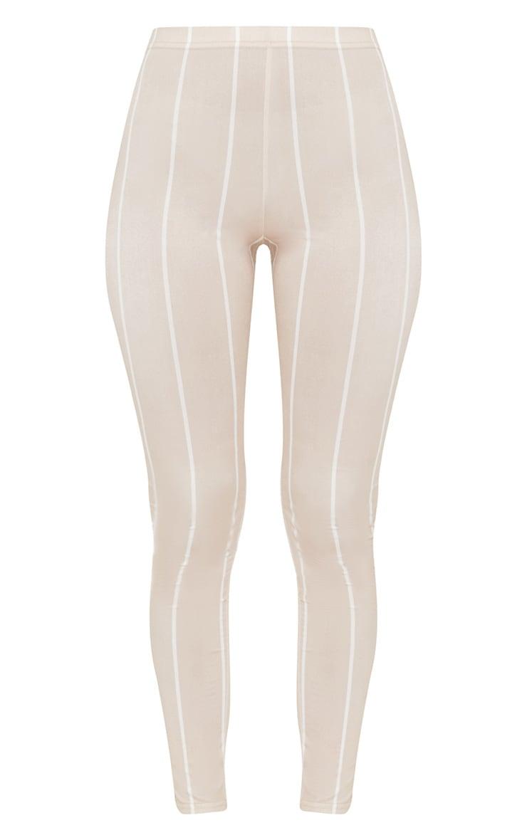 Nude Slinky Stripe Legging 3