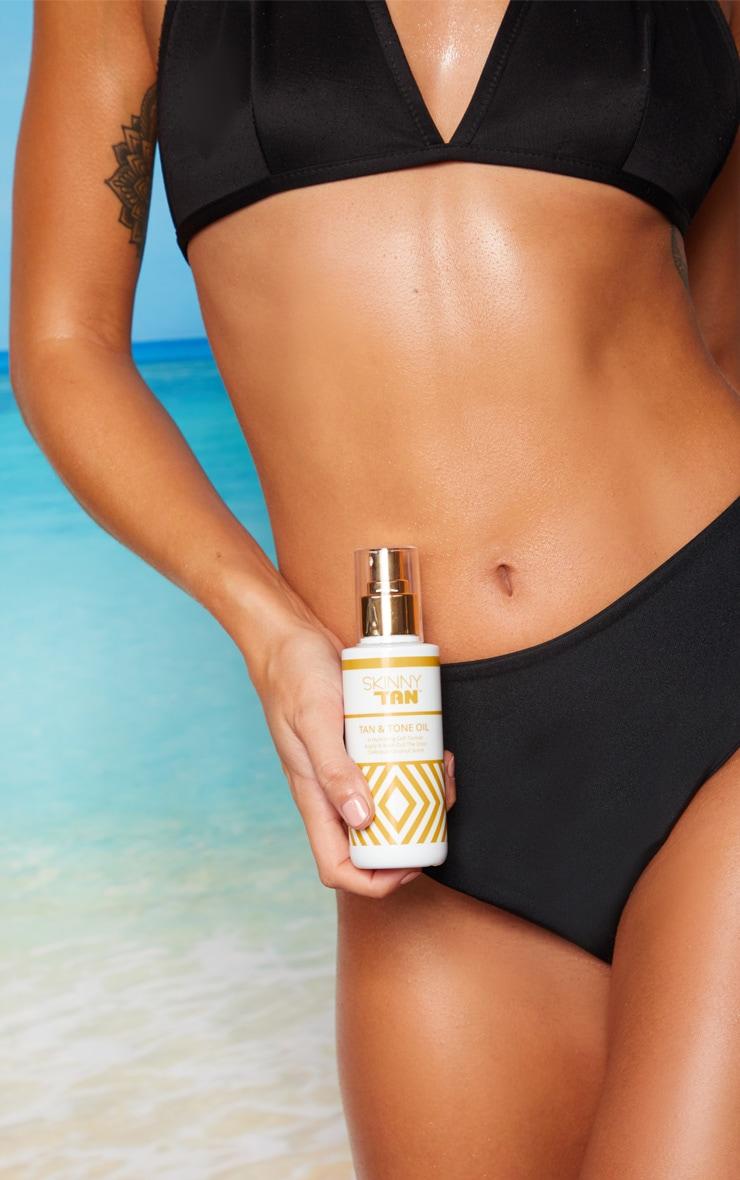 Skinny Tan & Tone Oil 3