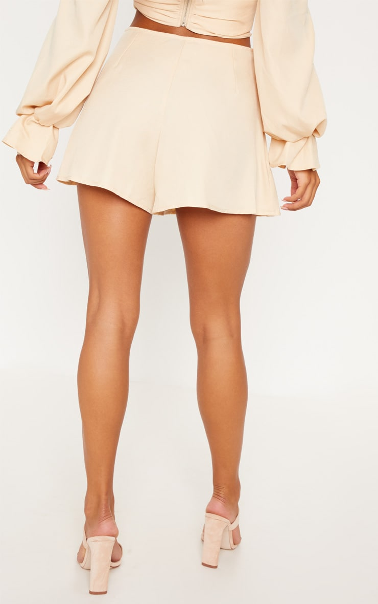 Stone Floaty Shorts 4