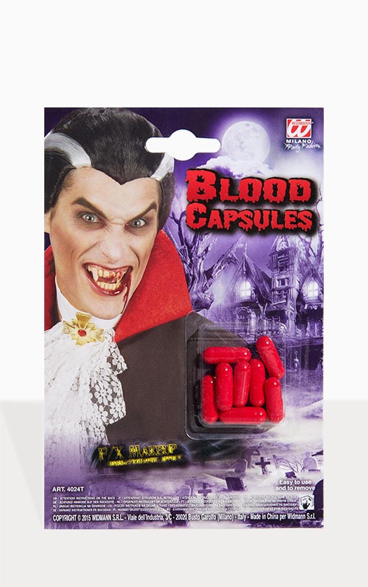 Halloween Blood Capsules