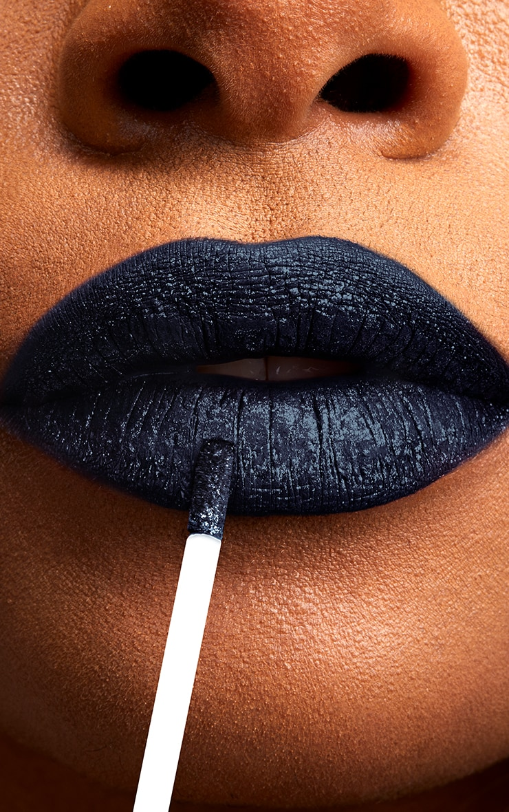 NYX Professional Makeup Glitter Goals Liquid Lipstick Oil Spill 5