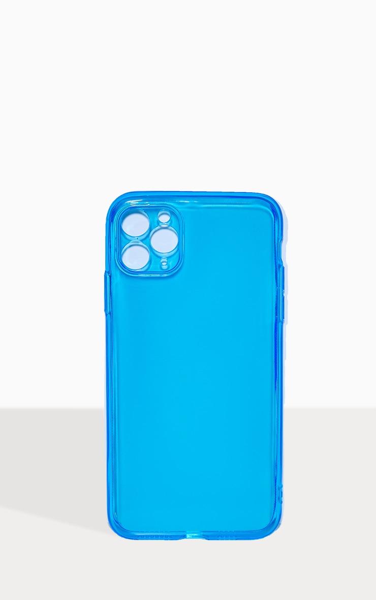 Blue Iphone X/Xs/11 Pro Phone Case 2