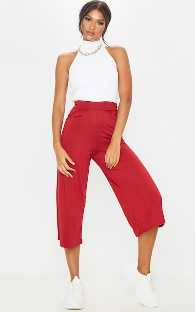 Scarlet Basic Culotte