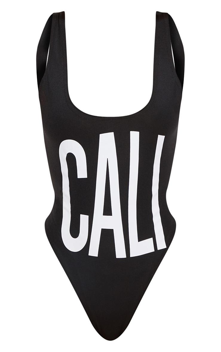 Black CALI Swimsuit 3
