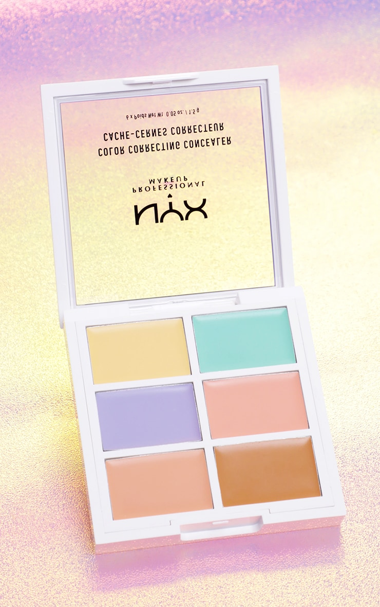 NYX Professional Makeup Colour Correcting Palette