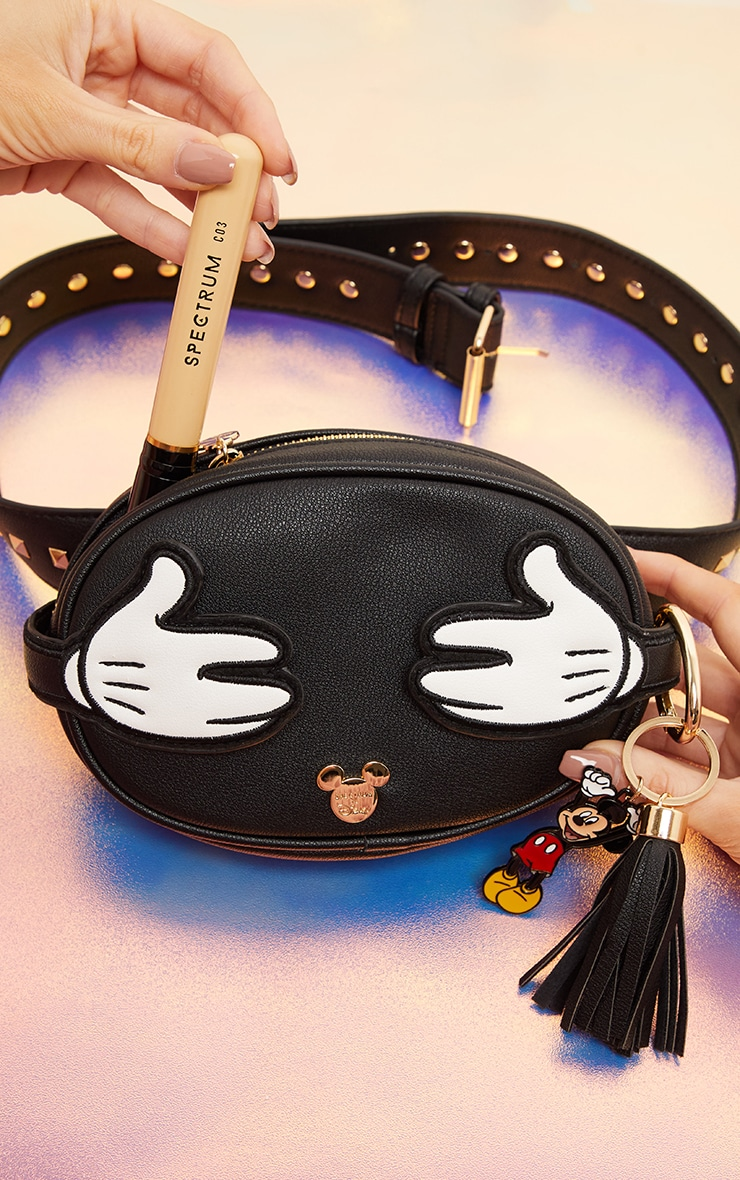 Spectrum X Mickey Mouse Bum Bag With Mini Brush S/M 1