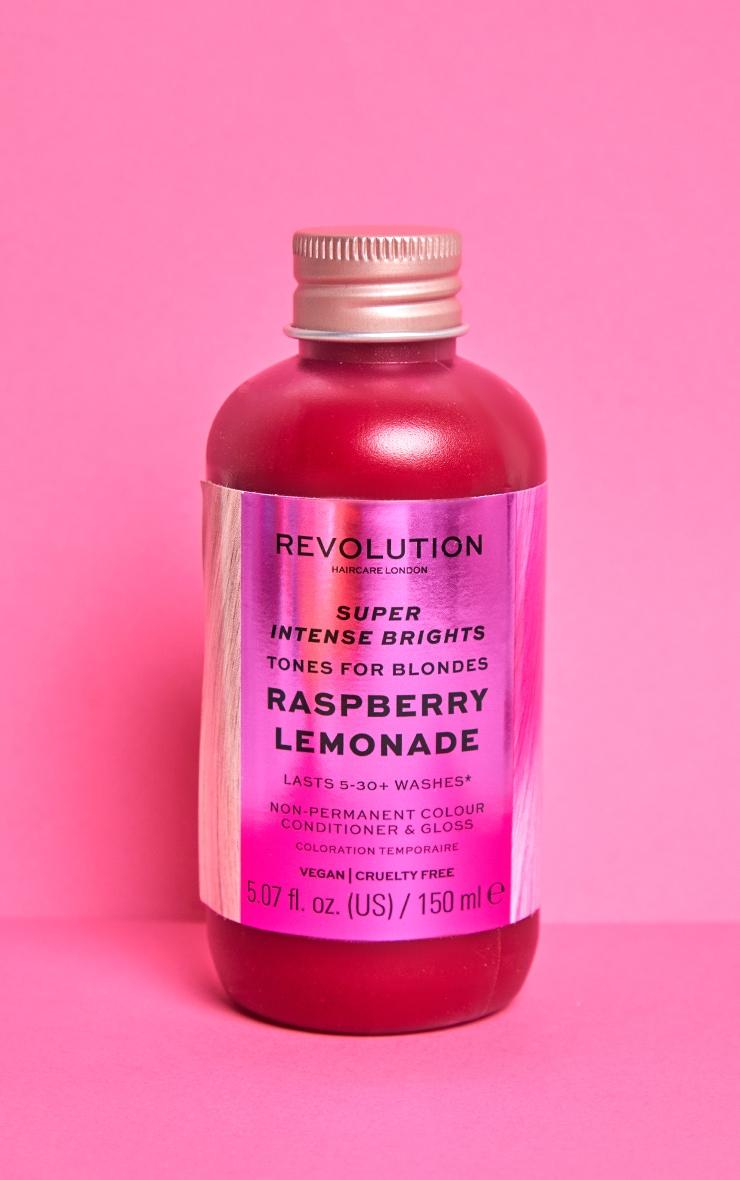 Revolution Haircare Tones for Blondes Raspberry Lemonade 1