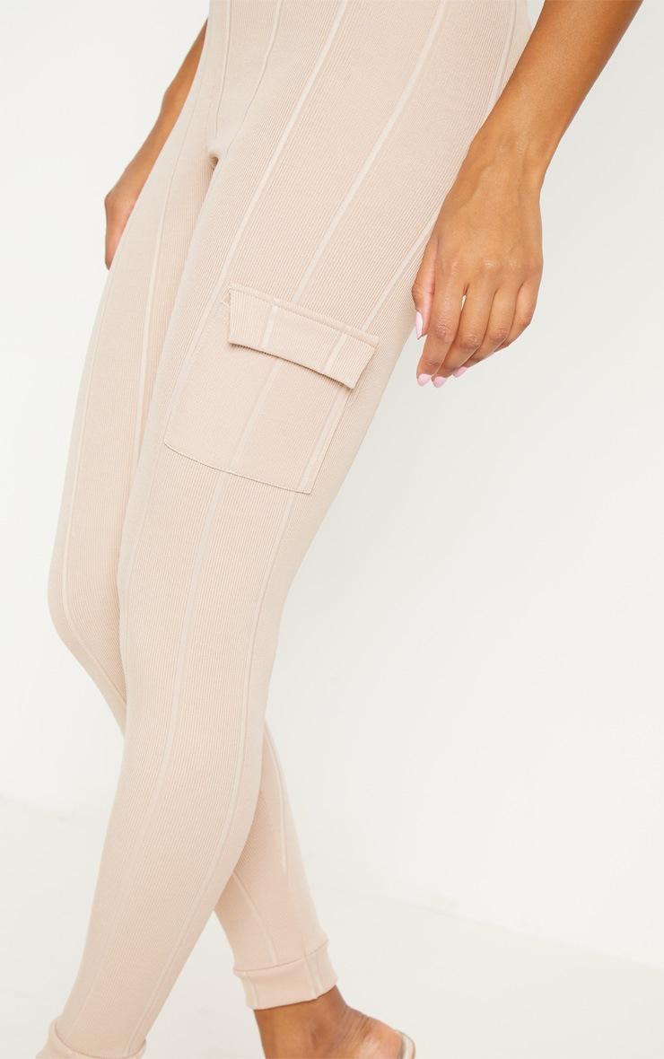 Stone Bandage Pocket Detail Skinny Trouser 5