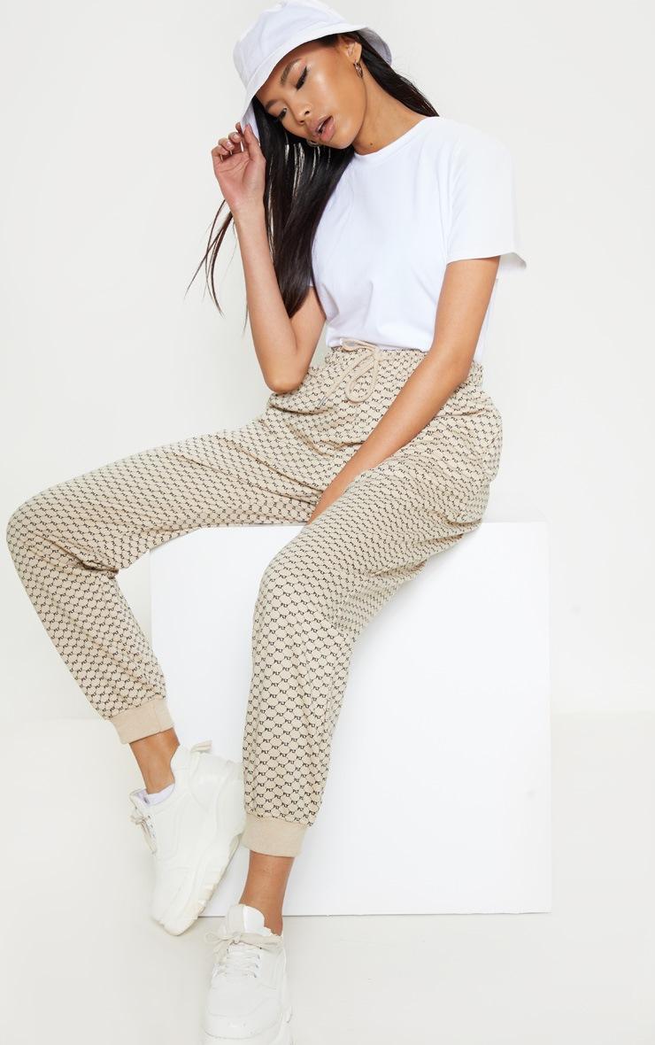 White Cotton Stretch T Shirt Thong Bodysuit 5