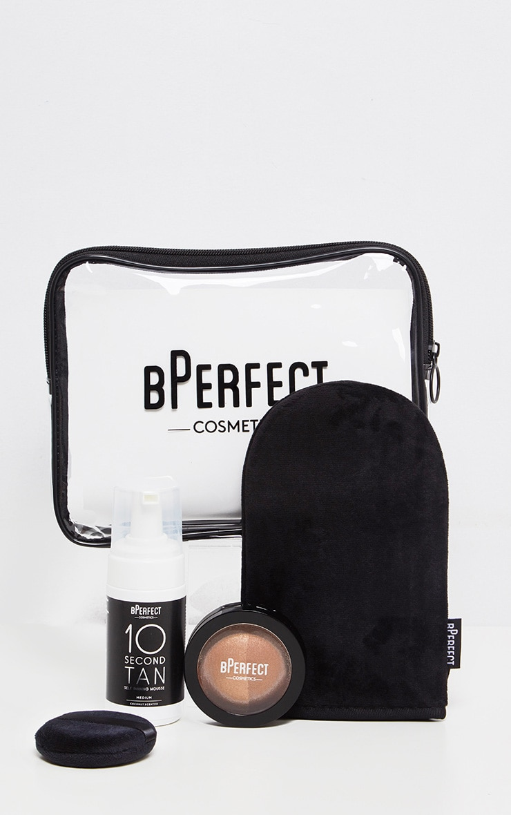 Bperfect Glow On The Go Tanning Travel Kit 1