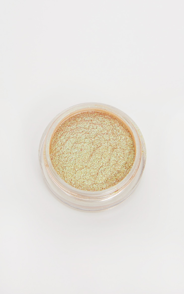 Peaches & Cream Loose Eyeshadow Pigment Rattle Snake 3