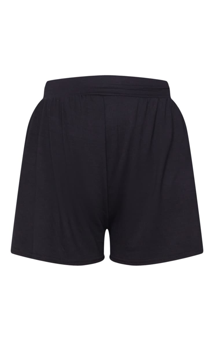 Lucilla Black Jersey Floaty Shorts 6