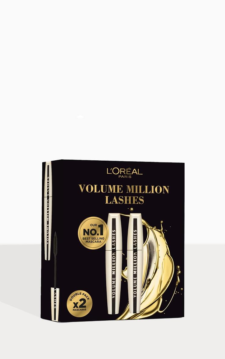 l'oreal paris volume million lashes mascara duo set