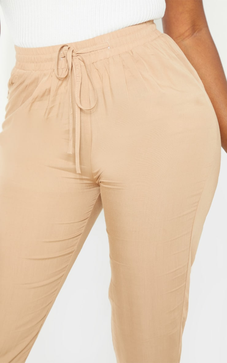 Petite Stone Casual Pocket  Trousers 5