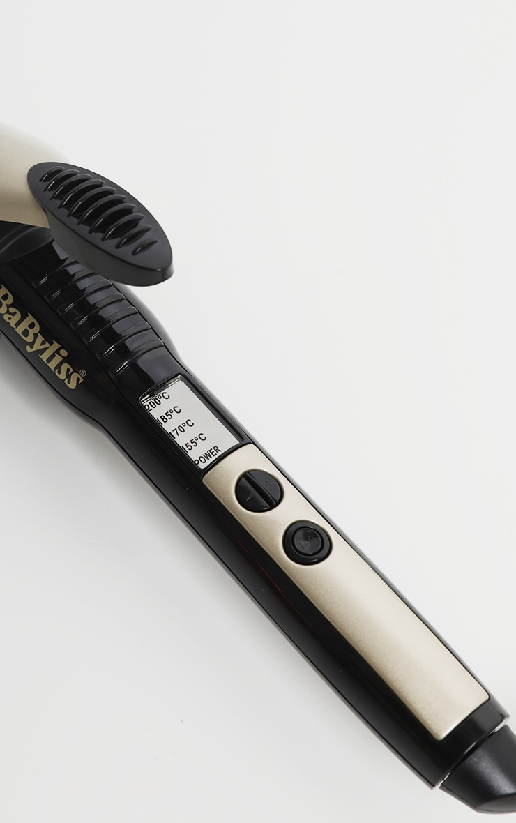 BaByliss Volume Waves Tong Hair Styler 4