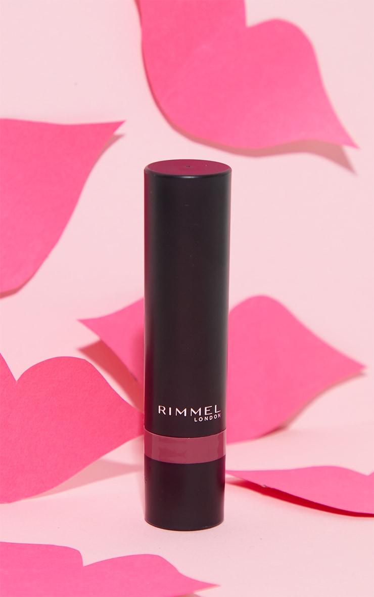 Rimmel Lasting Finish Extreme Lipstick Mauve Maxx 3