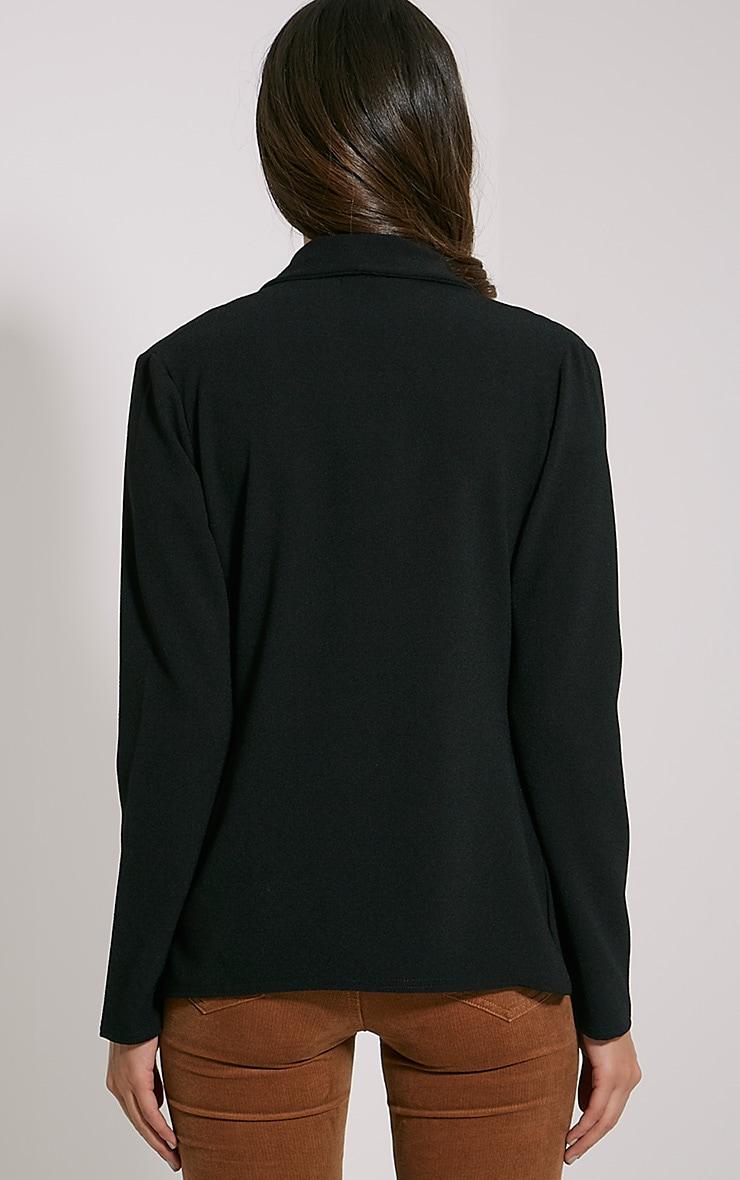Aurelius Black Blazer 2