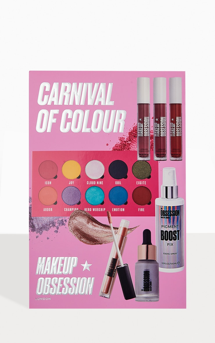 Makeup Obsession Carnival of Colour Gift Set 2