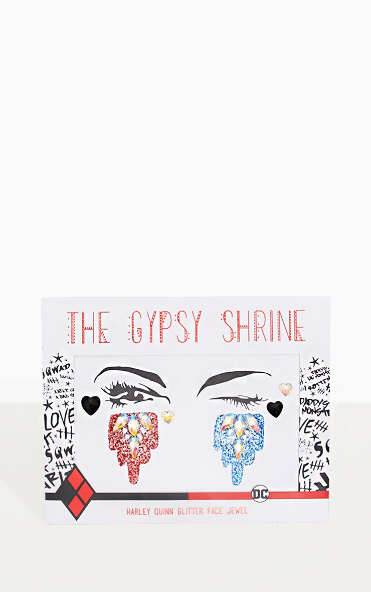The Gypsy Shrine - Bijou visage Harley Quinn