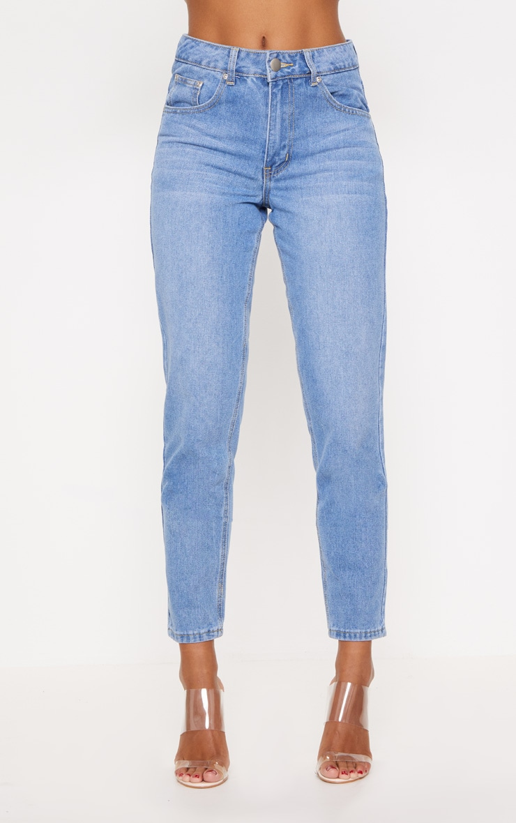 Bum Rip Light Wash  Boyfriend Jean 6