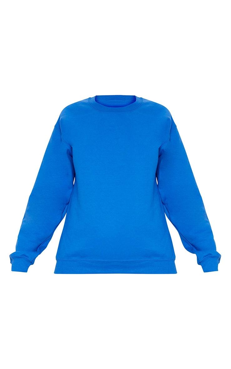 Cobalt Ultimate Oversized Sweater 3