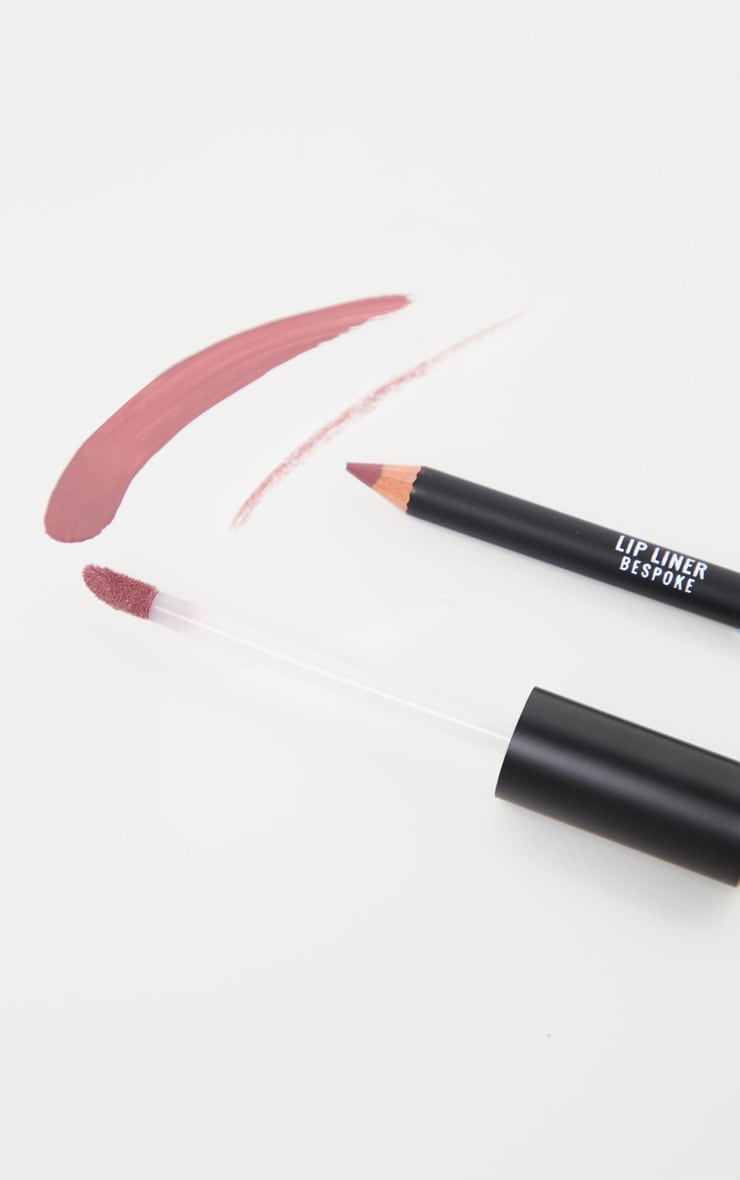 BarryM Matte Me Up Liquid Lip Kit - Bespoke 2