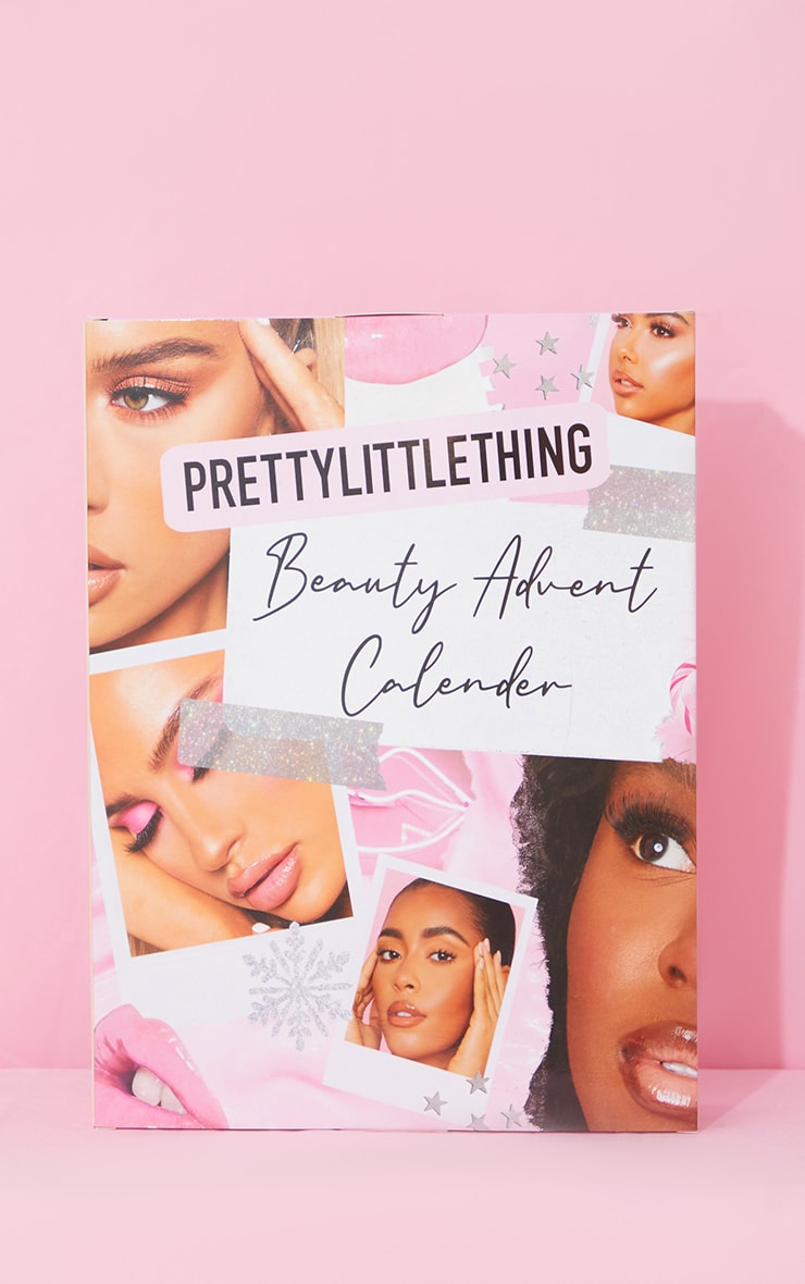 PRETTYLITTLETHING Beauty Advent Calendar 2020 (Worth £160) 4