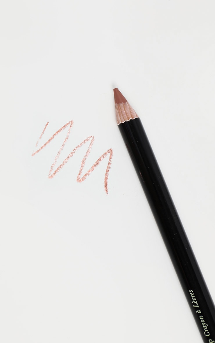 Illamasqua Nude Collection Lip Liner Raw 4