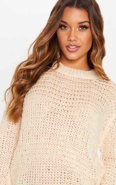 751f7da752a91 Knitwear | Women's Knitwear & Jumpers | PrettyLittleThing