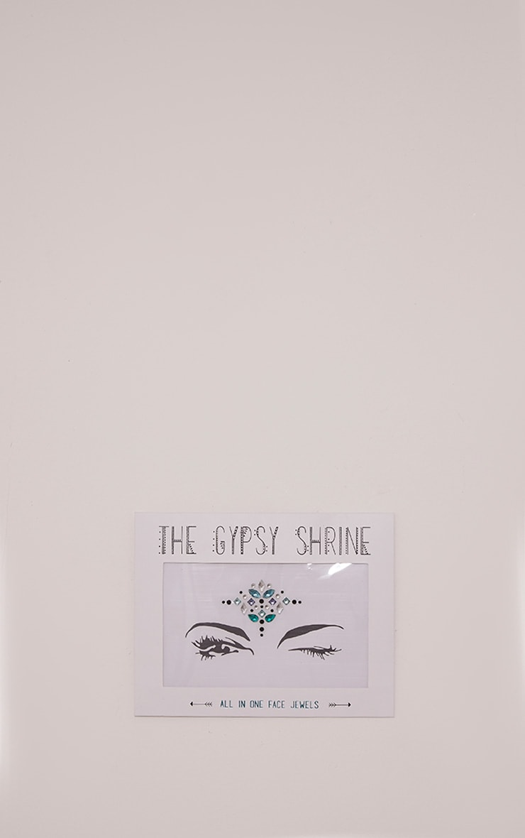 The Gypsy Shrine Multi Night Fever Face Jewels 3