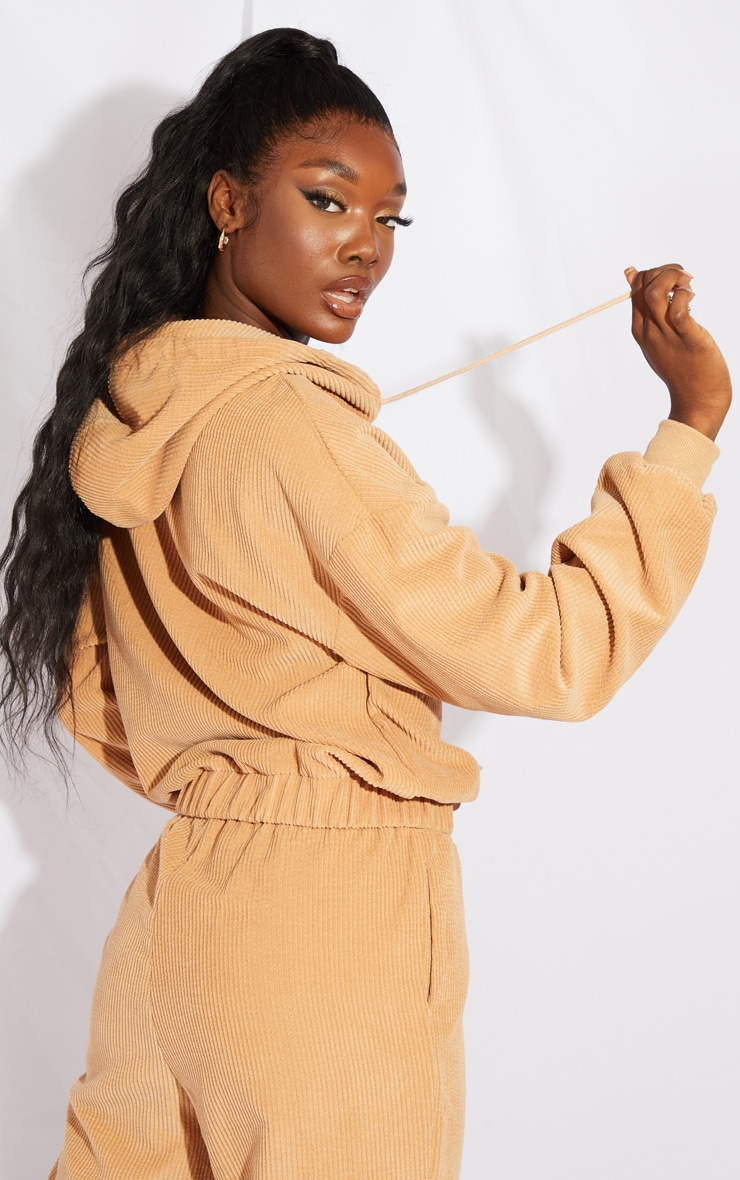 Tall Stone Oversized Cord Detail Sweater 2