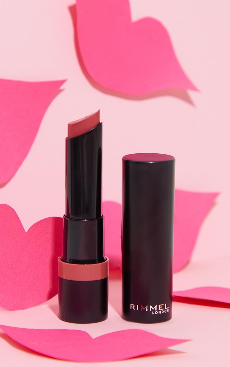 Rimmel Lasting Finish Extreme Lipstick Blush Touch 1