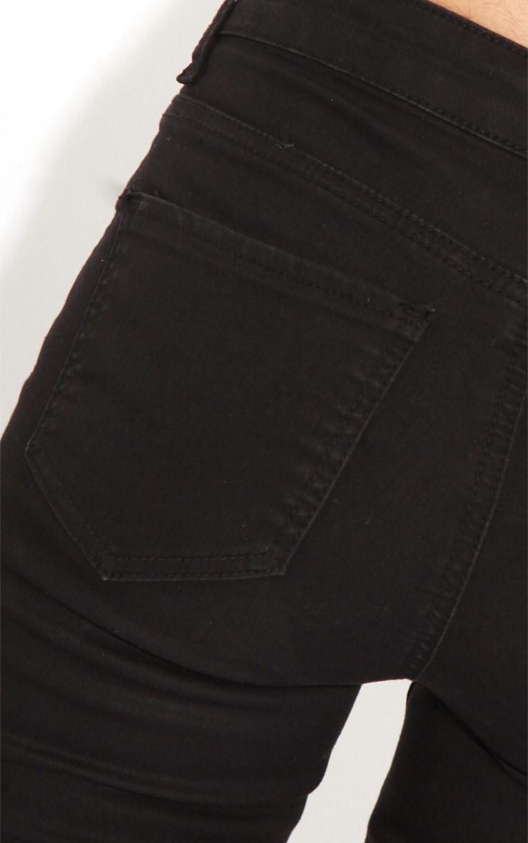 Kimmy Black Skinny Jeans 5