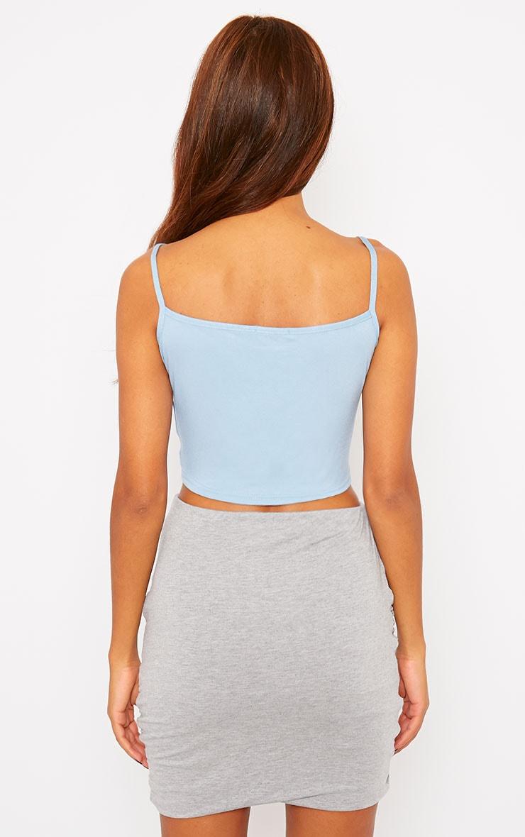 Ebba Blue Vest 2