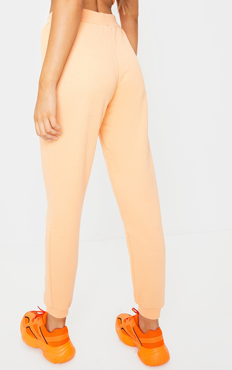 Peach Ultimate Sweat Track Pants 3