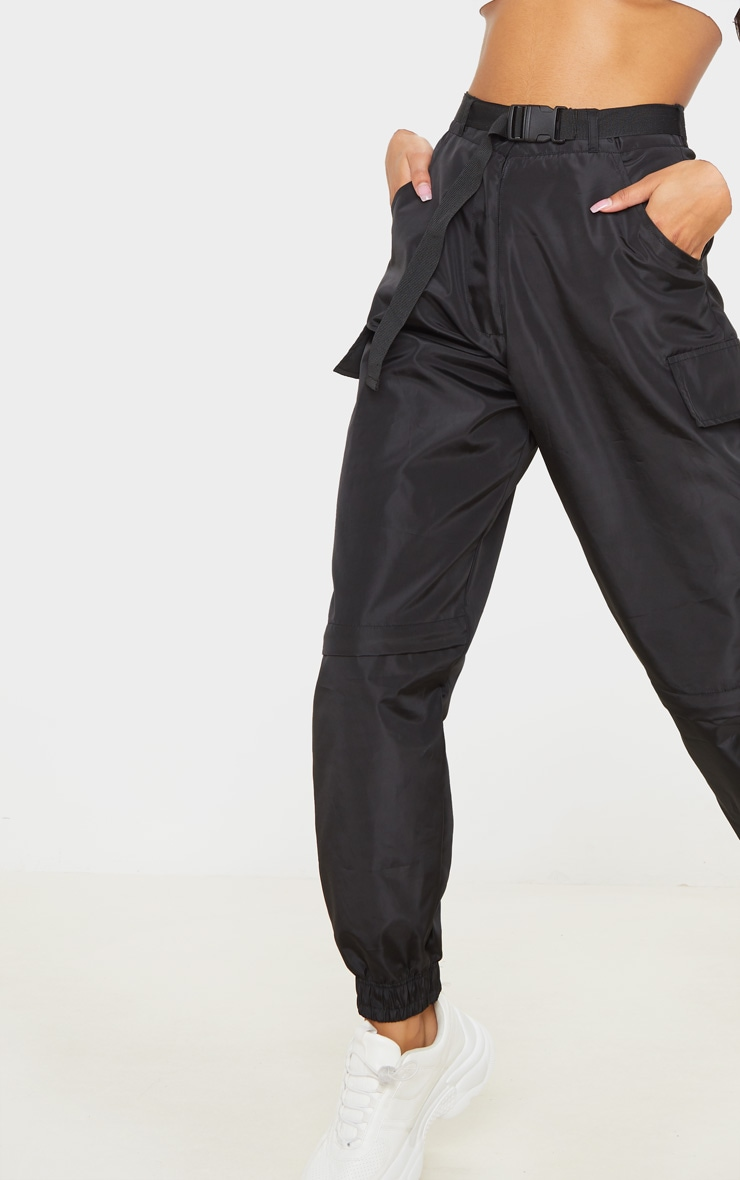 Black Shell Pocket Jogger 5
