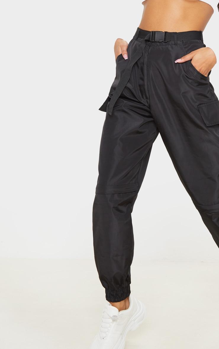 Black Shell Pocket Jogger 5