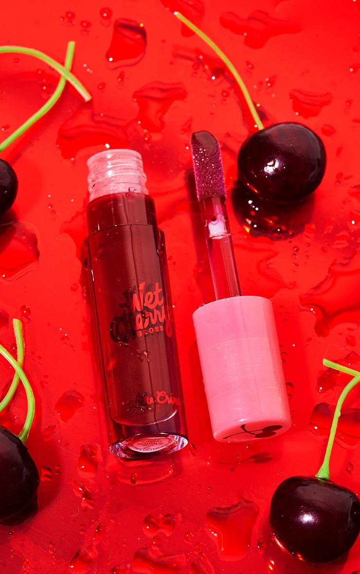 Lime Crime Wet Cherry Lip Gloss Diet Cherry 1