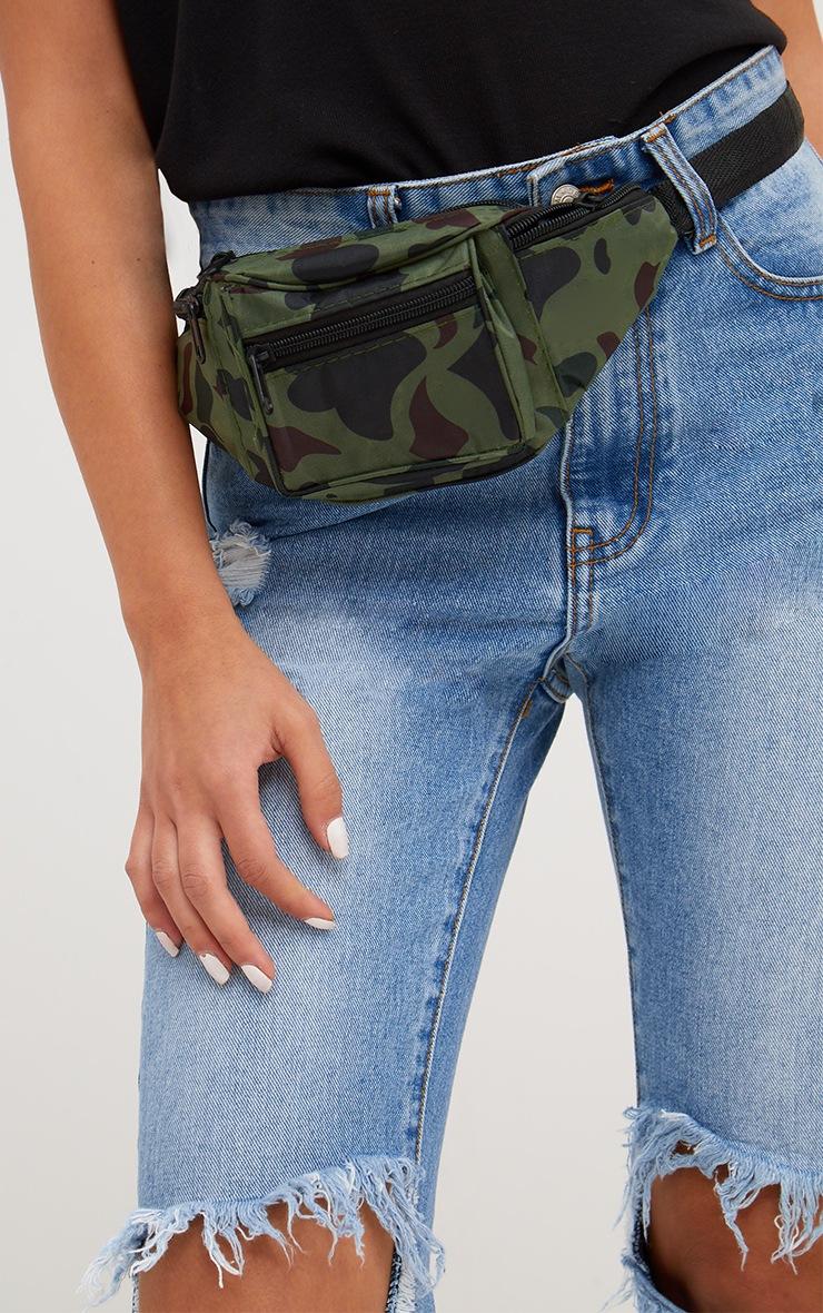 Camo Bum Bag 1