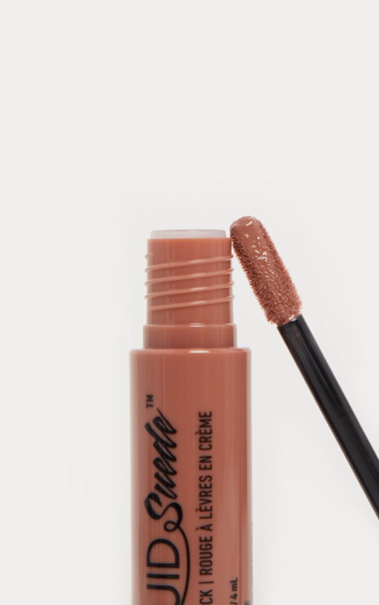NYX Professional Makeup Liquid Suede Cream Lipstick Sandstorm 3