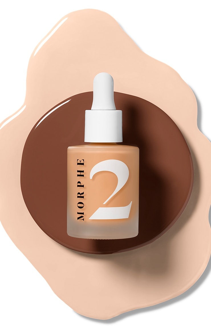 Morphe 2 Hint Hint Skin Tint Hint Of Toffee 6