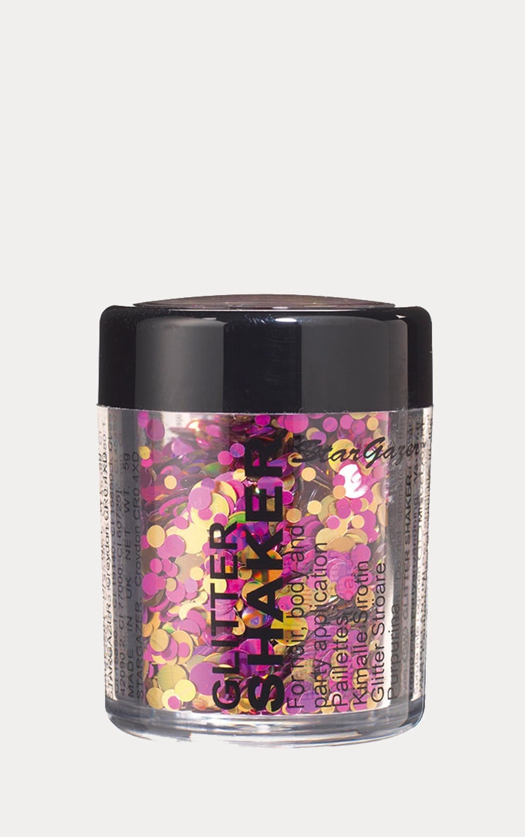 Stargazer Pink Confetti Glitter