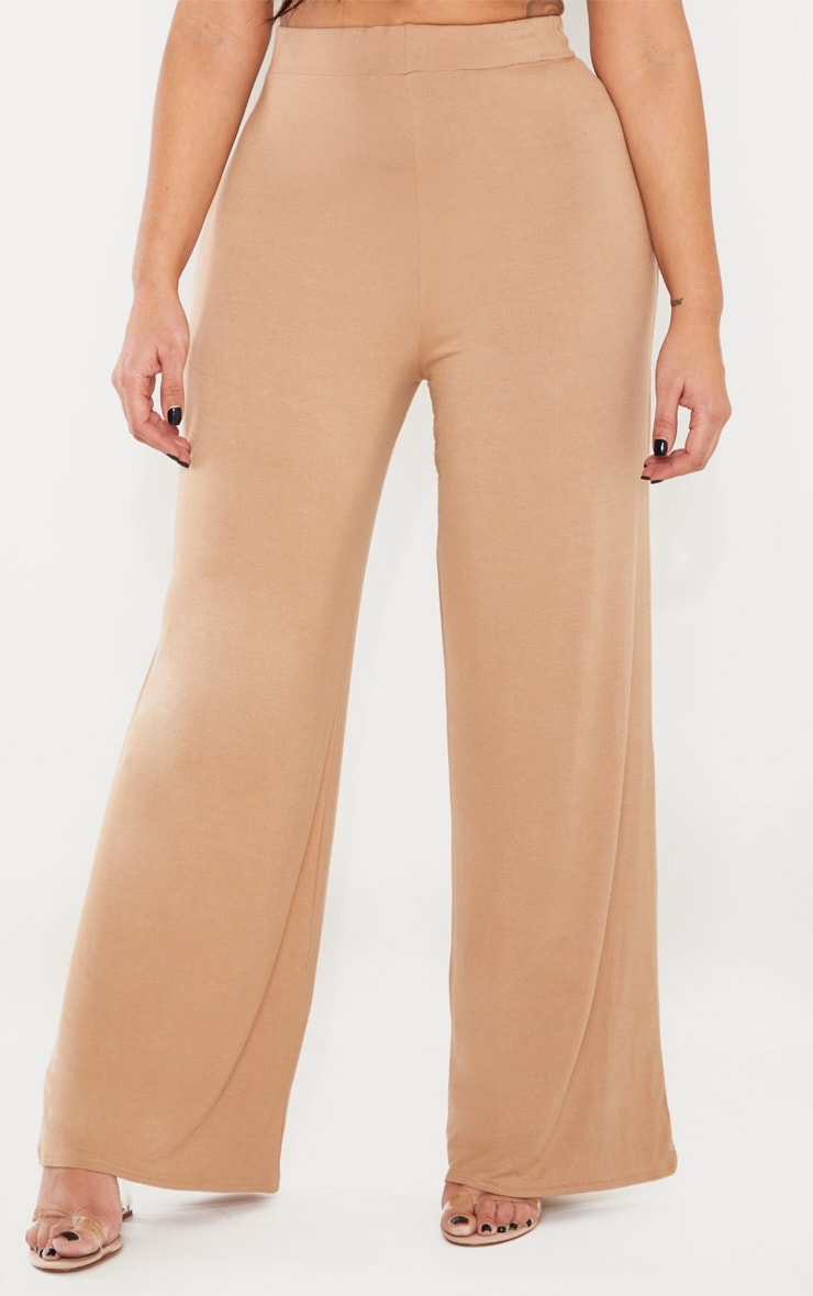 Shape Stone Jersey Wide Leg Pants  3