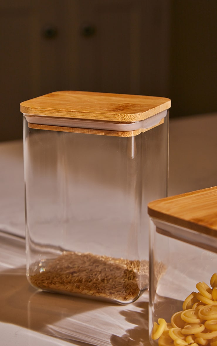 Glass Storage Container Large 2