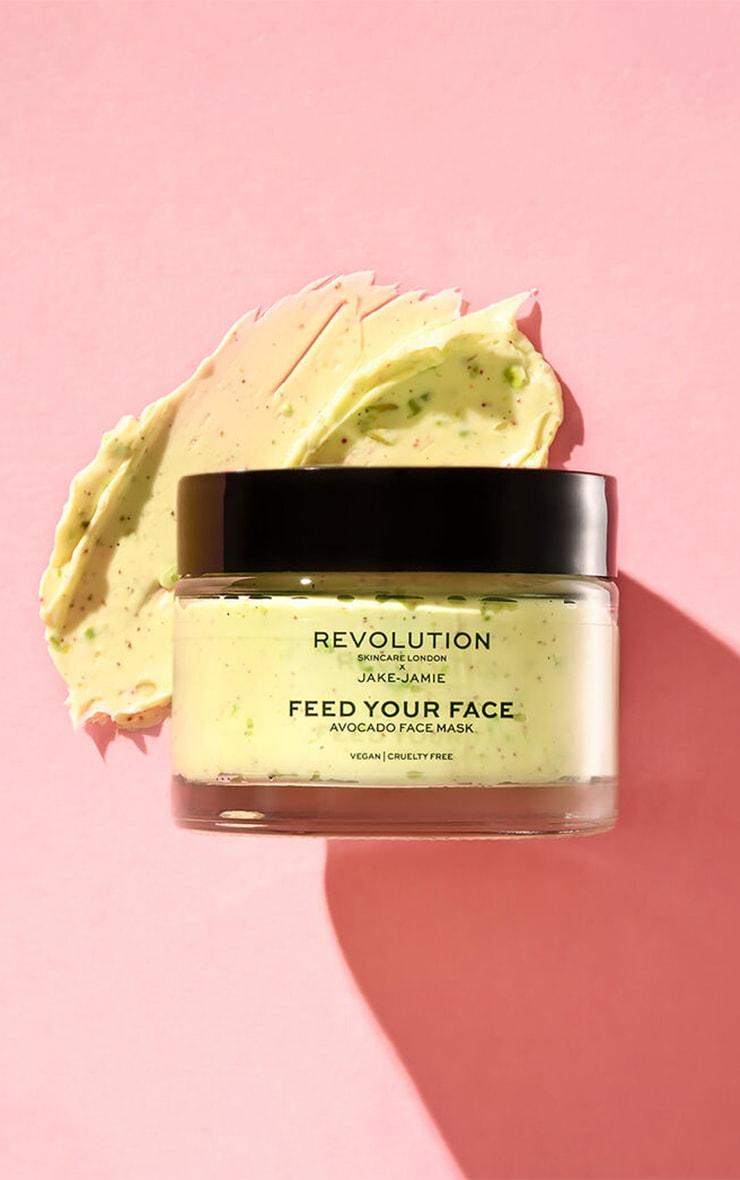 Revolution Skincare x Jake Jamie  - Masque visage hydratant à l'avocat 1